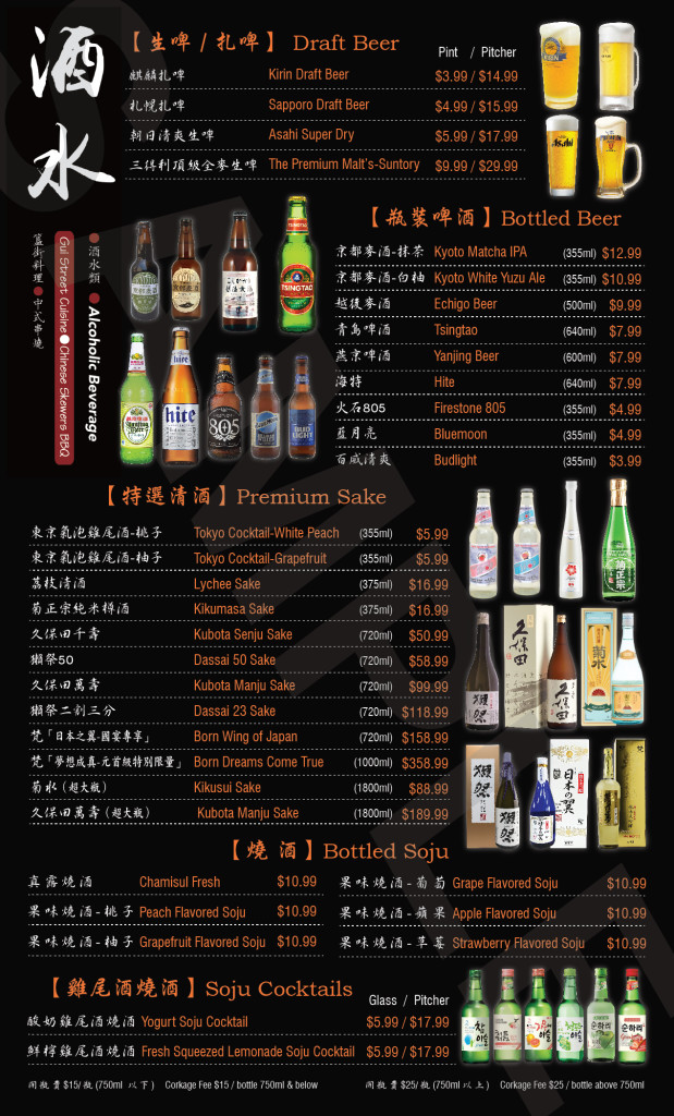 Drink List New